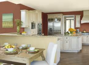 Colour Ideas For Kitchen Walls by Tips For Kitchen Color Ideas Midcityeast