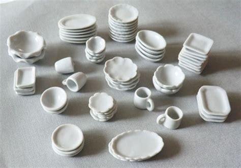vaisselle de porcelaine design en image