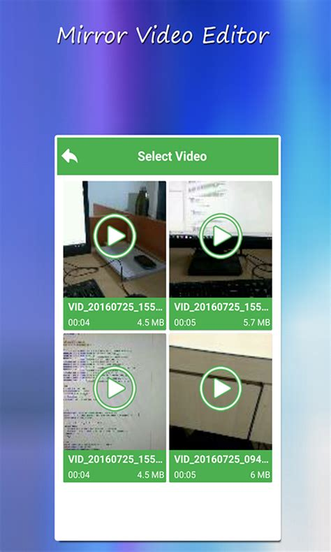 mirror app for android phones mirror editor free apk android app android freeware