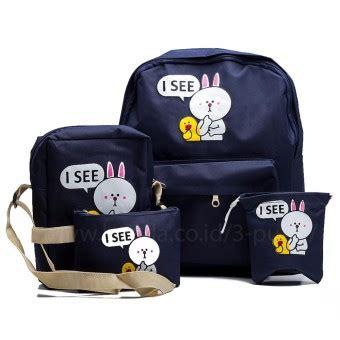 Dijual 255 4 In 1 Bag Tas Perlengkapan Bayi Travelling Zi 24j B jual backpack tas punggung tas ransel ransel sekolah