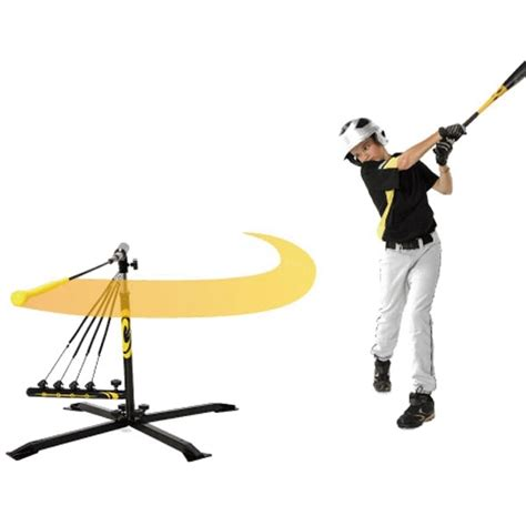 baseball swing trainers sklz hurricane category 4 solo baseball swing trainer from