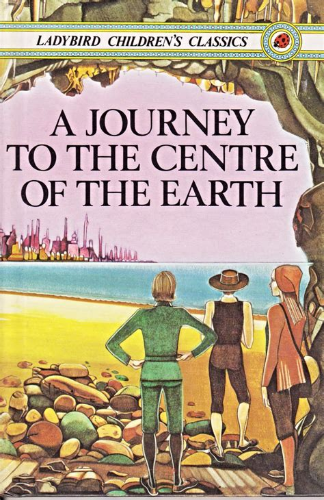 journey to the centre journey to the centre of the earth vintage ladybird book