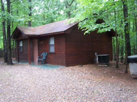 cabins near beavers bend state park