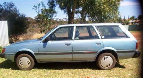 1985 used subaru l series l series wagon car sales