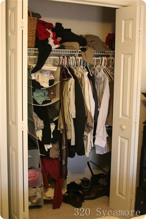 mini closet makeover 320 sycamore