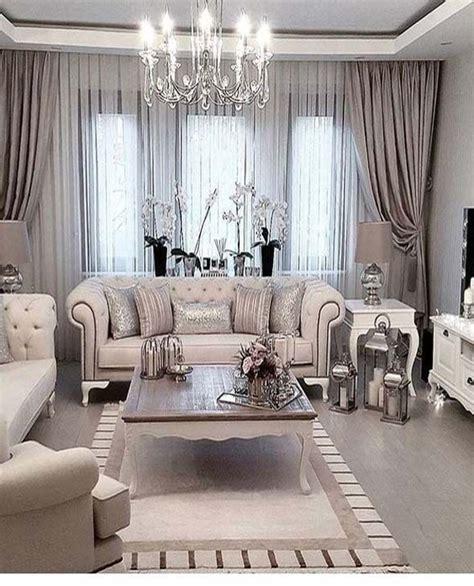 luxury  elegant home decor ideas  fancy living rooms