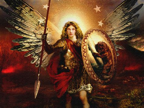 archangel michael raising a rainbow my first angel therapy session