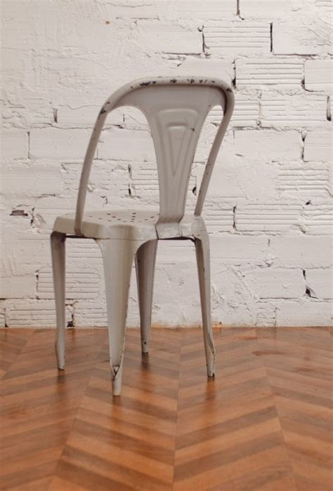 Chaise Tole by Tolix Chaise A Chaises En M 233 Tal Chaises En Tole