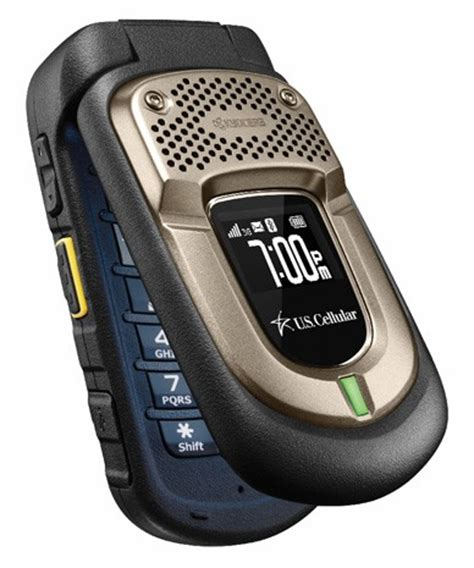Rugged Flip Phone Kyocera Durapro Keeps The Rugged Flip Phone Alive On Us