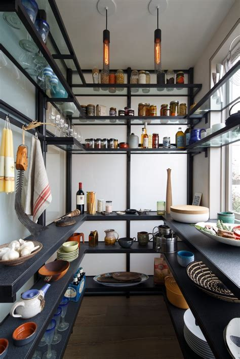 pantry shelving plans kitchen with butlers
