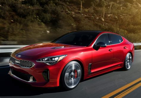 Kia Stinger 2020 Update by 2019 Kia Stinger Specs Features And News Update 2019