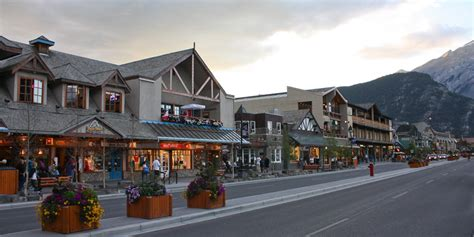 mobile city canada town of banff cracks on illegal tourist homes
