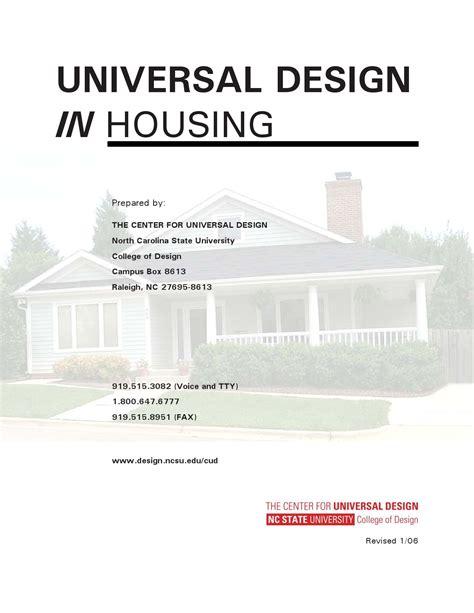 universal design housing universal design in housing by housingdotcom issuu