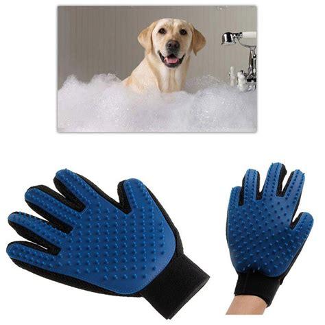 best grooming cideros professional pet grooming gloves best cat and grooming