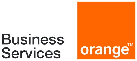 file orange business services logo svg wikimedia commons