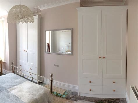 wardrobe doors for alcove carpentry joinery in