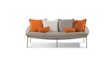 Outdoor 3 Seat Sofa by Traveler Outdoor 3 Seat Sofa Roche Bobois