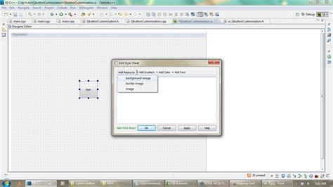 qt layout color qt articles qt sle codes qt programming how to add