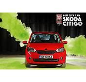 City Car Of The Year 2016 Skoda Citigo  Auto Express
