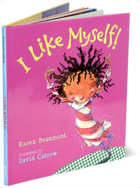 libro i like myself i like myself by karen beaumont david catrow hardcover barnes noble 174