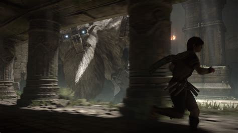 Or Remake Shadow Of The Colossus Ps4 Screenshots Released Comparison With Original