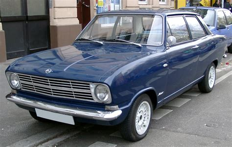 1970 Opel Kadett by 1970 Opel Kadett Information And Photos Momentcar