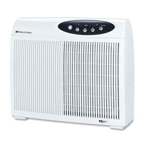 air purifiers 3m office air cleaner with filter 16ft x 20ft 320sq ft silver black