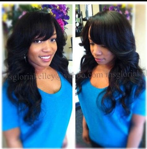 sew ins with bangs 214 best images about weave sew ins hairstyles on