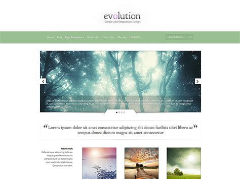 elegant evolution wordpress theme free download jazzsurf com