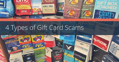 Gift Cards Scams - gift card scams aren t going away chargeback