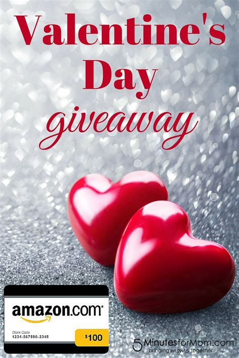 Mommy Giveaways - valentine s day gift guide for women plus 100 amazon gift card giveaway 5 minutes
