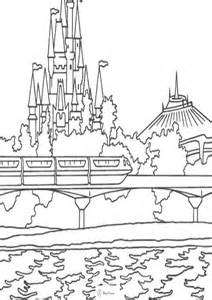 disney world coloring pages disney world coloring pages print coloring home