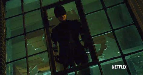 netflix black daredevil costume netflix s daredevil trailer analyzed a darker addition