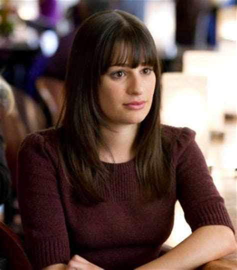 rachel from glee hair new hair the secret life of a scientist s wife your hair be bangin