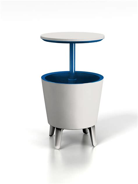Cooler Table by Keter Cool Bar Outdoor Cooler Table Garden Furniture