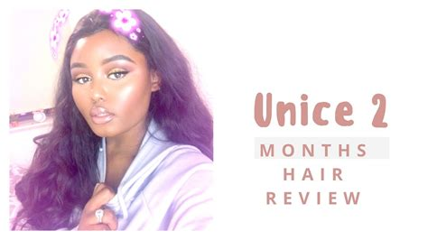 Unice Hair Reviews by Does Unice Hair Last 2month Hair Review Ft Unice Hair