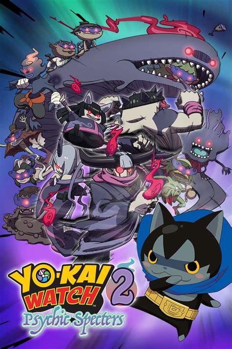 Kaset 3ds Yokai 2 Psychic Specters yo 2 archives nintendo everything