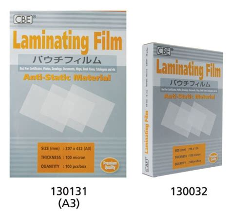 Plastik Laminating Folio Cover 100 Micron laminating 100 micron chung boon enterprise sdn bhd