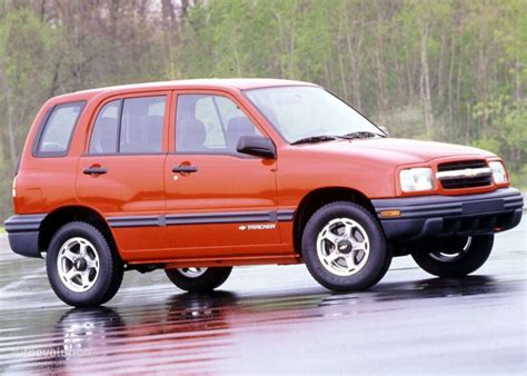 how cars engines work 2001 chevrolet tracker navigation system chevrolet tracker specs 1999 2000 2001 2002 2003 2004 autoevolution