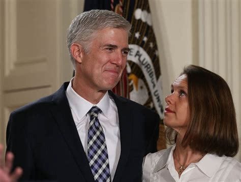 neil gorsuch and family who is neil gorsuch donald trump s supreme court nominee