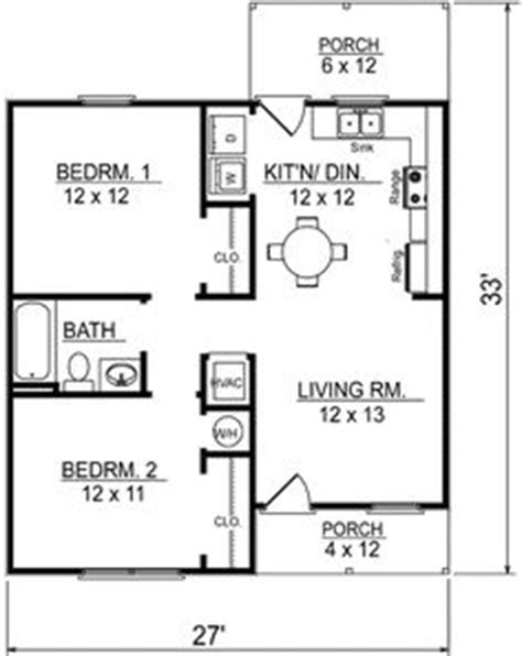 the growth of the small house plan buildipedia i like this floor plan 700 sq ft 2 bedroom floor plan