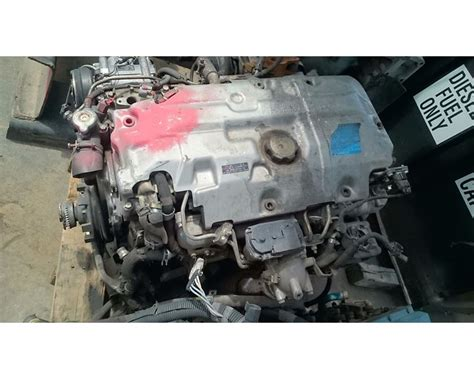 2006 engine assembly mitsubishi 4cyl with hp 175 for