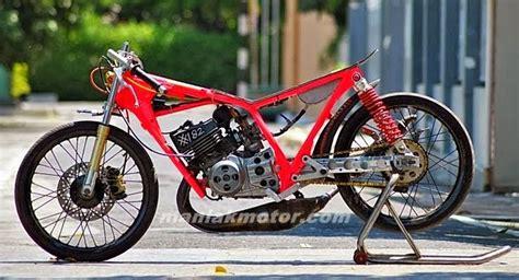 Modifikasi Rx King Drag Bike by Modifikasi Yamaha Rx King Versi Drag Terbaru Yamaha Rx