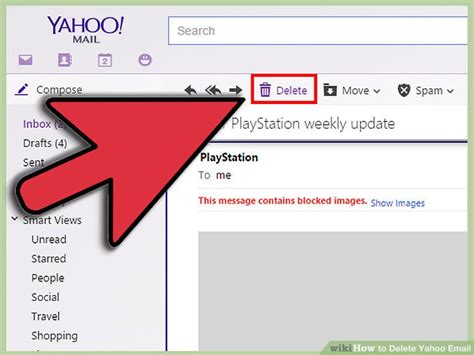 Account Search By Email 3 Ways To Delete Yahoo Email Wikihow