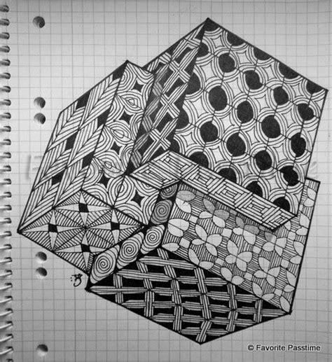 geometric doodle ideas w 252 rfel zentangle and 3d on