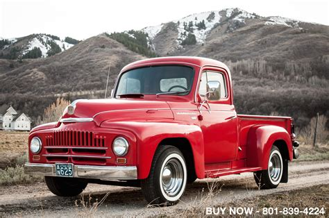 International L by 1951 International Harvester Other L110 L Series Chevy