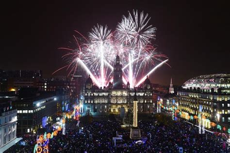 Ballot For Glasgow S Christmas Lights Switch On Now Open Glasgow Lights