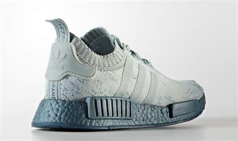 Sepatu Adidas Nmd R2 Boost Original adidas nmd blue grey boost cg3601 sole collector