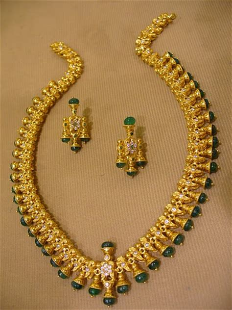 how to make indian jewelry indian jewellery and clothing antique gold necklace sets