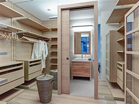 cabina armadio con bagno le 25 migliori idee su cabina armadio padronale su